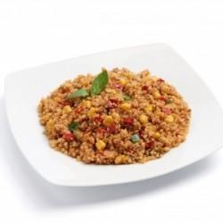 Meli melo de quinoa et petits légumes