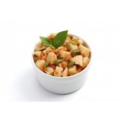 Salade de pommes de terre et haricots verts