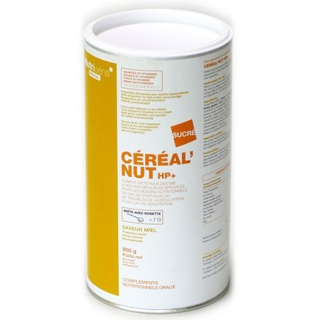 Cereal'nut hp+