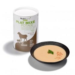 Plat mixé déshydraté Sans Résidus Mouton au riz