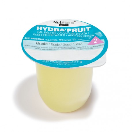 Grade 2 sweetened HYDRA'FRUIT